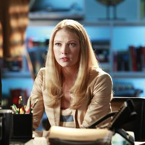 Elisabeth Harnois plays crime scene investigator Morgan Brody in CSI
