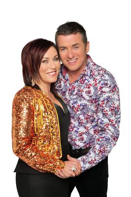 EastEnders stars Shane Richie and Jessie Wallace