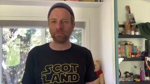 Ewan McGregor has supported CHAS for a number of years (CHAS/PA)