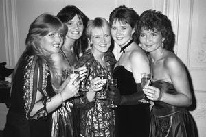 The Nolans – (L to R) Linda, Anne, Bernie, Coleen and Maureen (PA)