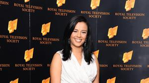 Liz Bonnin will be part of the team in California