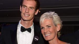 Judy Murray apparently fibbed to son Andy about her Strictly appearance