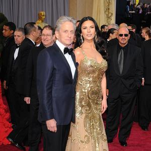 Michael Douglas and Catherine Zeta-Jones have been to the Super Bowl together
