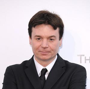 Mike Myers is going to be a dad for the second time