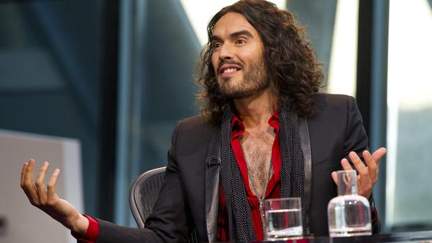 Russell Brand has been added to the A-level English syllabus