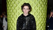 Hollywood star Timothee Chalamet will appear opposite British actress Dame Eileen Atkins in an adaptation of the critically acclaimed play 4,000 Miles at The Old Vic in London (Ian West/PA)