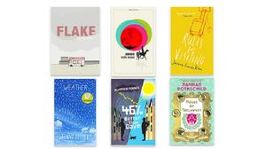 Six books have made the shortlist (Bollinger Everyman Wodehouse Prize)