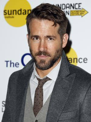 Ryan Reynolds was the first Canadian to take the award in 2010 (Jonathan Brady/PA)