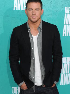 Channing Tatum, of Magic Mike and 21 Jump Street fame, won in 2012 (PA)