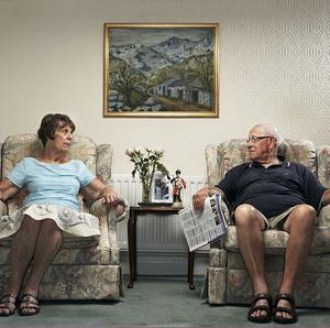 June and Leon Bernicoff say Gogglebox isn't scripted