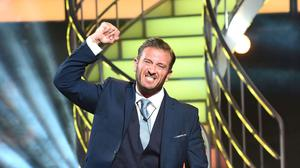 Big Brother 2016 winner Jason Burrill leaves the Big Brother house