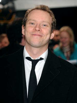 Robert Webb is also on the panel (Zak Hussein/PA)