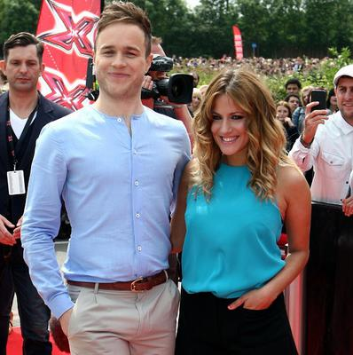 Olly Murs previously hosted The Xtra Factor with Caroline Flack