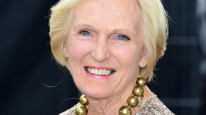 Mary Berry says her friends love to cook for her