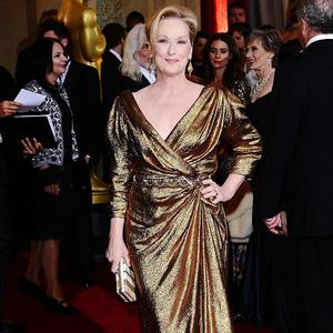 Meryl Streep has paid tribute to Baroness Thatcher