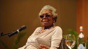 Maya Angelou (Jeff Daly/Invision/AP)