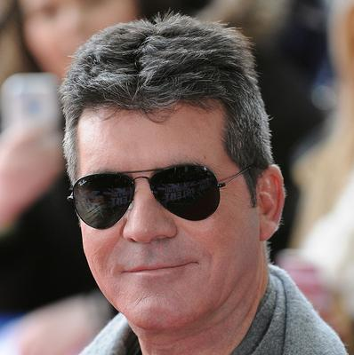 Simon Cowell had a close shave at a Britain's Got Talent audition