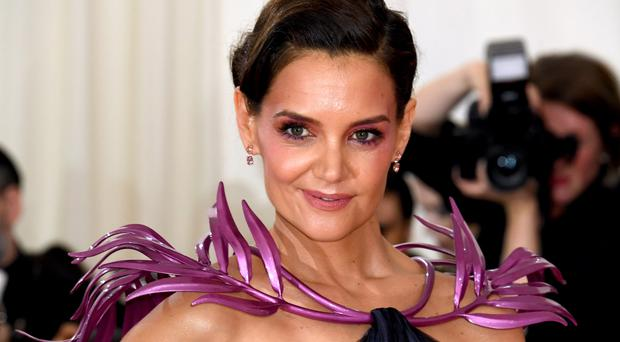 Katie Holmes reveals why she is glad she had daughter Suri in her 20s (PA Wire/PA)