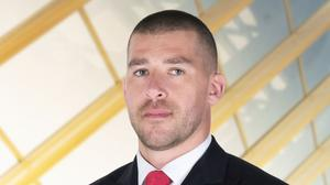 Paul Sullivan is one of the project managers in the opening episode of The Apprentice (BBC/PA)