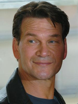 While Patrick Swayze won in 1991 after roles in Ghost and Dirty Dancing (Joel Ryan/PA)