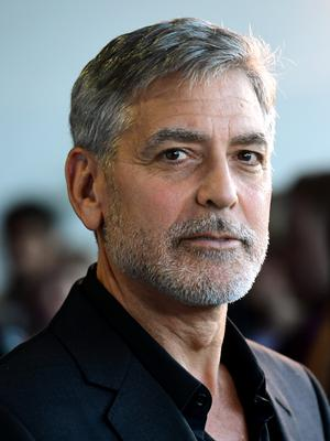 Star of ER George Clooney took the title in 1997 and again in 2006, becoming the second man to win it twice (Ian West/PA)