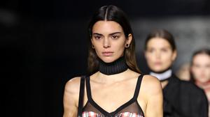 Kendall Jenner (Aaron Chown/PA)