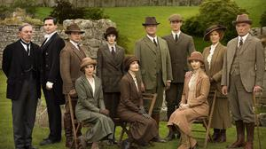 Downton Abbey is a huge hit on both sides of the Atlantic