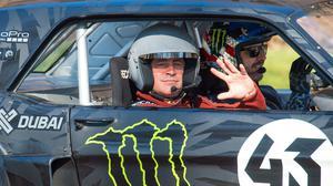 Matt LeBlanc is at the helm for the 24th series of Top Gear