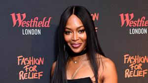 Naomi Campbell is an ambassador for Fashion For Relief (Ian West/PA)
