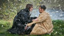 Talking point: Emily Blunt and Jamie Dornan in new movie Wild Mountain Thyme, set in Co Mayo