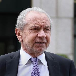 Lord Sugar isn't a fan of his Apprentice catchphrase