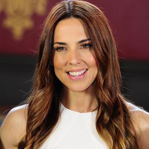 Mel C was one of the celebs taking part in the Virgin Active London Triathlon