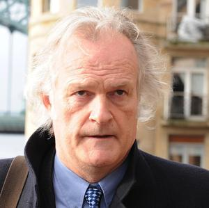 Clive Mantle has given evidence in the trial