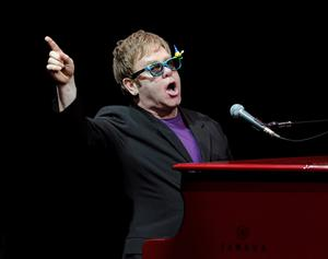"39. ""I wish he'd turn the microphone off! The Prince expresses his opinion of  Elton John's performance at the 73rd Royal Variety Show, 2001."