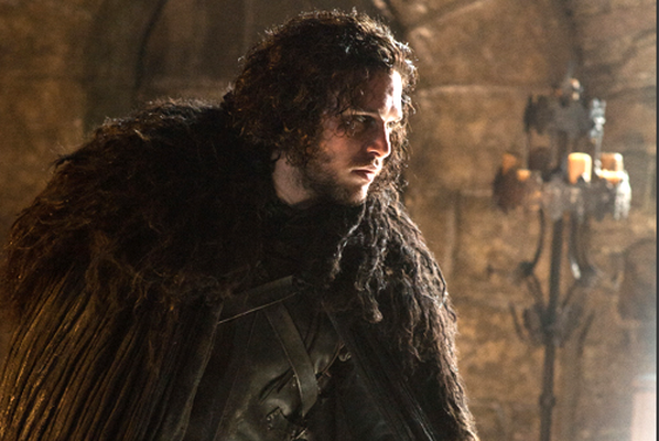 Kit Harington as Jon Snow. Photo Credit: Helen Sloan/HBO