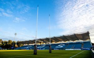 Two Leinster players have tested positive for Covid-19.