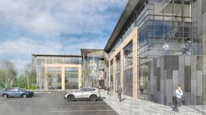 What the new animal health sciences building could look like