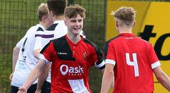 Wallace captain Oliver Patterson helped his side to a huge success over Methody.