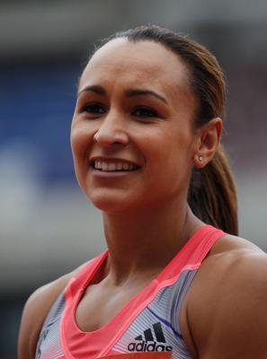 Return: Jessica Ennis-Hill will be back in action in Manchester at the end of May