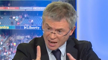 Pundit Joe Brolly pictured on RTE earlier this year