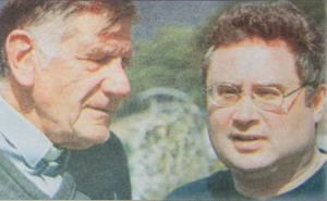 Sunday Life's Stephen Gordon meets Fr Desmond in Cape Town in 2001.
