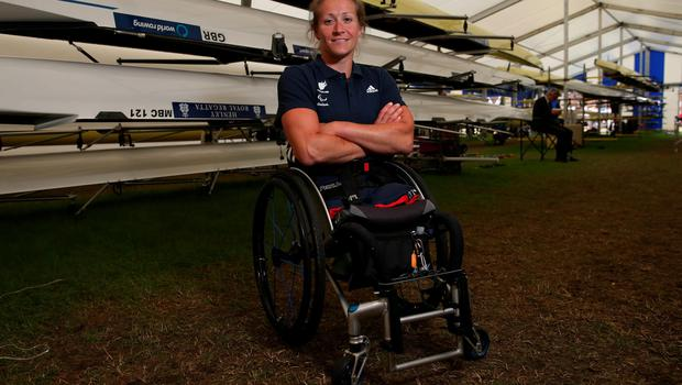 File photo dated 30-06-2016 of Rachel Morris. PRESS ASSOCIATION Photo. Issue date: Wednesday September 7, 2016. Rachel Morris cannot shake the cycling bug, but she believes it has complemented her bid for rowing glory at the Rio Paralympics. See PA story PARALYMPICS Morris. Photo credit should read Alex Morton/PA Wire.