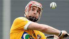 Former Antrim All-Star nominee Liam Watson landed a personal tally of 3-9 over the course of the game