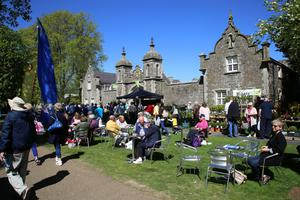 The Allianz Garden Show Ireland will run from 5th - 7th May at Antrim Castle Gardens and is open daily from 10am-6pm.