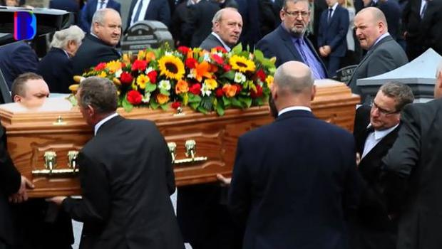 The funeral of young farmer Harry Gibson has taken place / Credit: Ben Tucker