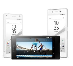 """Undated handout photo issued by Sony of three new Xperia smartphones which they unveiled today at IFA in Berlin. PRESS ASSOCIATION Photo. Issue date: Wednesday September 2, 2015. The technology giant used its press conference at IFA in Berlin to confirm the new Xperia Z5, as well as Compact version - something the firm has done in previous generations - as well as the phablet-sized Z5 Premium, which Sony says is the """"world's first 4K smartphone"""". See PA story TECHNOLOGY Sony. Photo credit should read: Sony/PA Wire  NOTE TO EDITORS: This handout photo may only be used in for editorial reporting purposes for the contemporaneous illustration of events, things or the people in the image or facts mentioned in the caption. Reuse of the picture may require further permission from the copyright holder."""