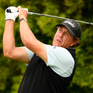 Tough task: Phil Mickelson is still searching for victory in the US Open