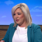 Michelle O'Neill also questioned how much