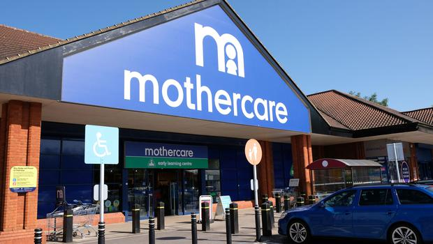 Mothercare is one of several retailers to have struggled this year, with the company in administration and all stores set to close (Andrew Matthews / PA)