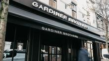 The Gardiner Brothers store at Waring Street in Belfast